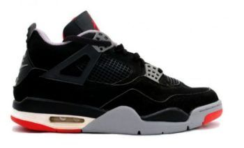 Nike Air Jordan 4 Retro «Bred»