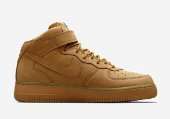 Nike Air Force 1 MID 07 PRM QS «FLAX»