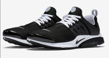 Nike Air Presto Essential Black/White/Black
