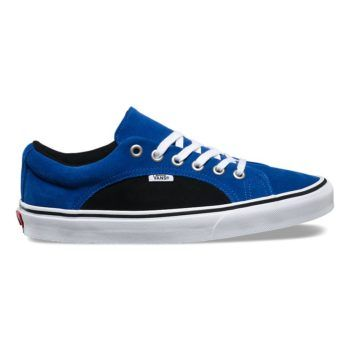 Vans 2-Tone Suede Lampin Blue