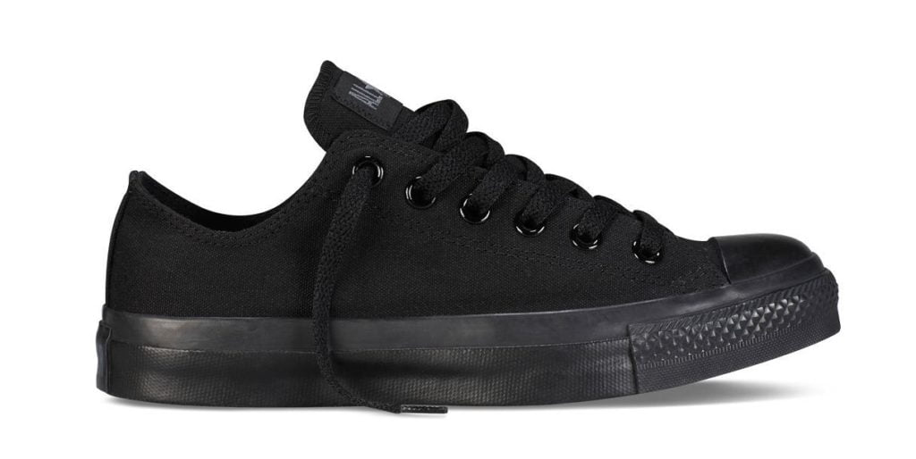 Converse Chuck Taylor Ox All Black Monochrome