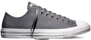 Converse Chuck Taylor All Star II Lunarlon Ox Grey