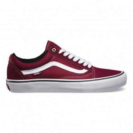 Vans Old Skool Pro Port Royale/True White