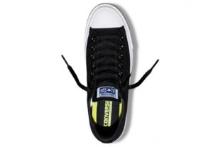 Converse Chuck Taylor All Star II Lunarlon Ox Black