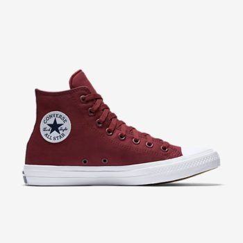 Converse Chuck Taylor All Star II Lunarlon High Top Vine
