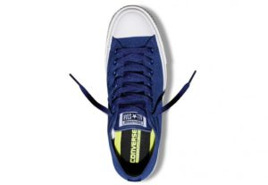 Converse Chuck Taylor All Star II Lunarlon Ox Blue
