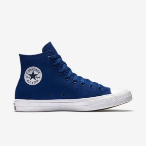 Converse Chuck Taylor All Star II Lunarlon High Top Blue