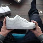 Nike Air Force 1 07 White/White