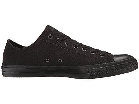Converse Chuck Taylor All Star II Lunarlon Ox All Black