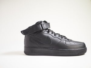 Nike Air Force 1 Mid 07 Black/Black/Black