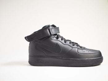 12a05a70 В наличии. КУПИТЬ. Nike Air Force 1 Mid 07 Black/Black/Black