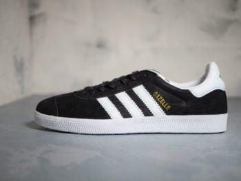 Adidas Gazelle Black/White