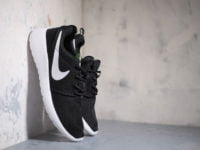 Nike Roshe Run Black/White/Gray