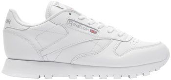 Reebok Classic Leather White/White/Grey