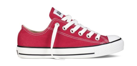 Converse Chuck Taylor Ox Red
