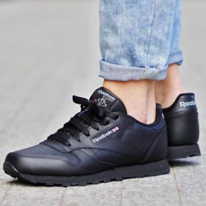Reebok Classic Leather Black / Int-Black 2267