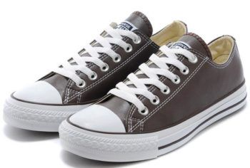 Converse Chuck Taylor Ox Leather Brown