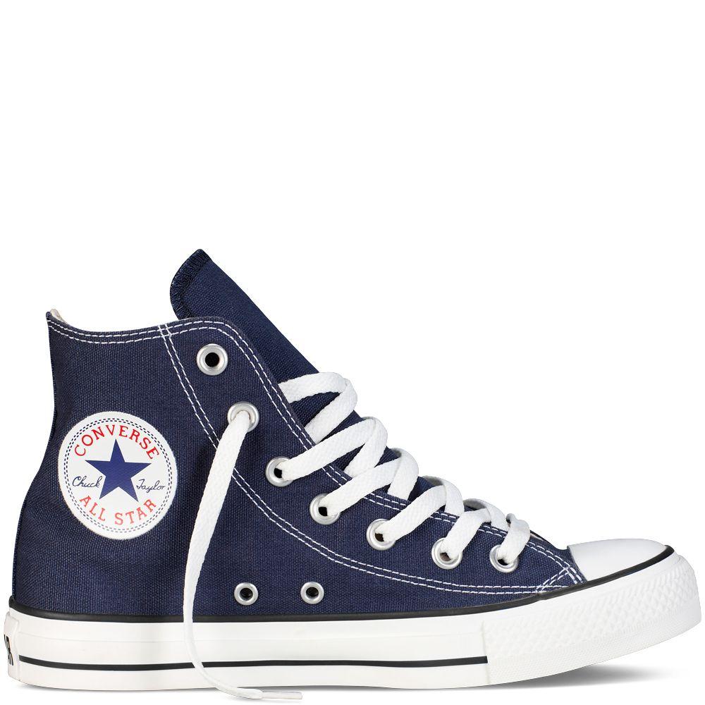 Converse Chuck Taylor Hi Navy