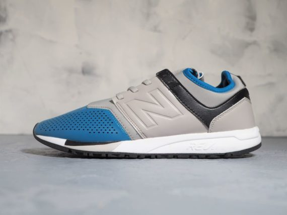New Balance 247 Grey/Blue