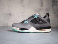 Nike Air Jordan 4 Retro (GS) Green Glow