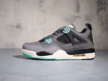 Nike Air Jordan 4 Retro (GS) Green Glow