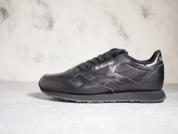 Reebok Classic Leather Black