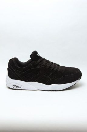 Puma Trinomic R968 Black and White