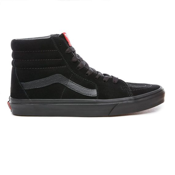 Vans Old Skool SK8-Hi All Black
