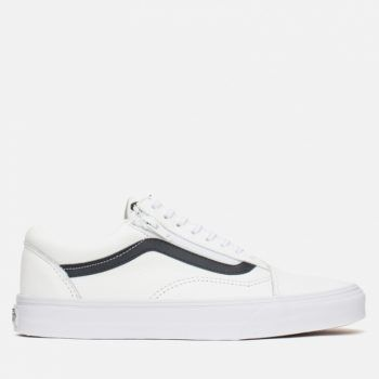 Vans Old Skool Zip White