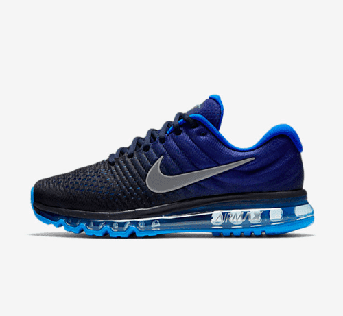 Nike Air Max 2017 Dark Obsidian/Deep Royal Blue