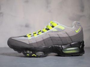 Nike Air Max 95 OG «Neon» Volt Medium Ash