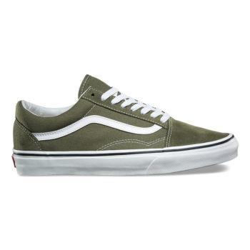 Vans Old Skool Winter Moss/ True White