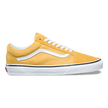 Vans Old Skool Ochre/True White
