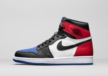 Nike Air Jordan 1 Retro Chicago Banned Royal