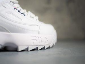 Fila Disruptor 2 White