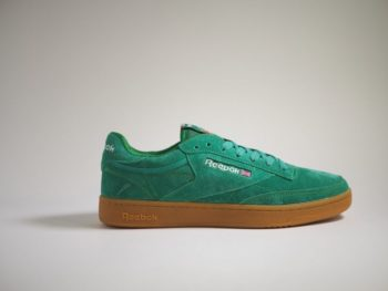 Reebok Club C85 Green&Gum