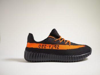 Adidas Yeezy Boost 350 V2 Black/Orange