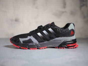 Adidas Marathon Black/White/Red