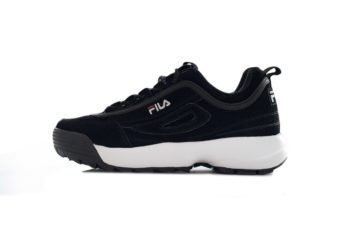 Fila Disruptor 2 Black-Black/White
