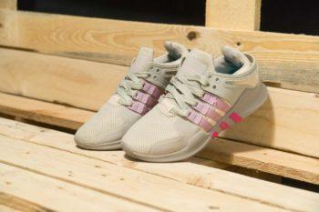 Adidas EQT Grey/Pink