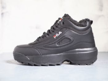 Fila Winter Black