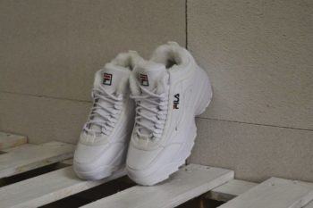 Fila Winter White