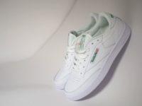 Reebok Club C 85 White/Green AR0456