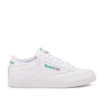 Reebok Club C 85 White/Green AR0456