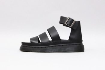 Dr. Martens Clarissa Chunky Sandals Black