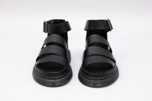 Dr. Martens Clarissa Chunky Sandals Black