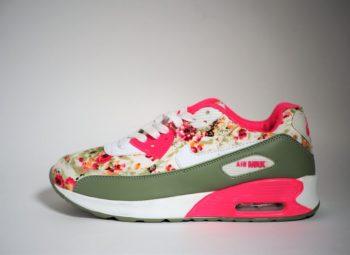 Nike Air Max 90 Rose Flower