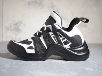 Louis Vuitton LV Archlight Sneaker Black/White