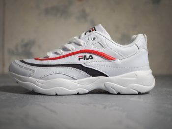Fila Ray X Folder White/Red/Black