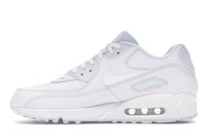 Nike Air Max 90 Essential 'Quadruple White'